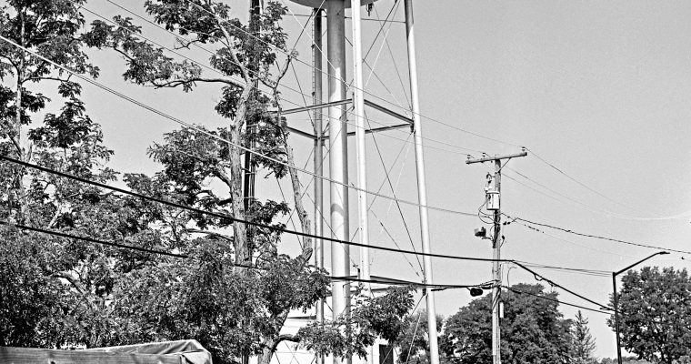 Haeger Water Tower
