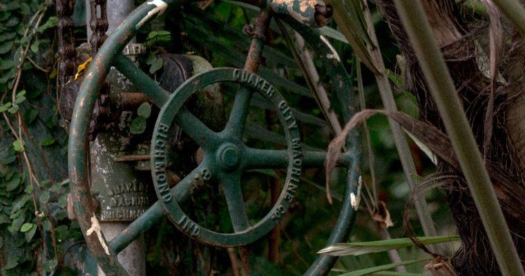 Quaker Wheel