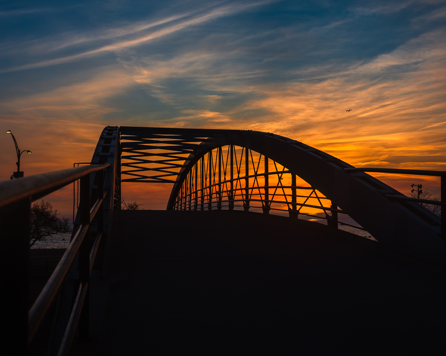 Sunrise Bridge No. 2